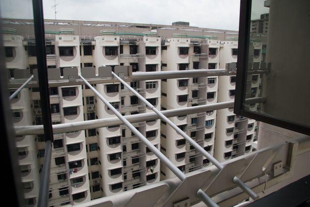 300 singapurskich sąsiadów